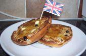 Nosh británico: Teacakes