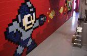 Mega Man 8-bit Mega Mural de azulejos cerámicos