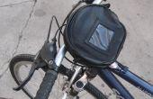 Bolsa de manillar de la bici
