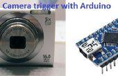 Disparador remoto con CHDK Canon A2300 y Arduino