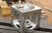 Cubo de Turner - un principiante CNC fresado proyecto