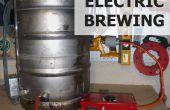 Eléctrica sistema de cerveza