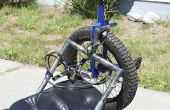 Rack de monociclo para una moto (UniRack)