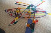 Helicóptero de KVG