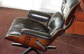 Eames Lounge Chair: caucho choque montaje reparación