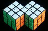 Cómo hacer y resolver el cubo de un rubik siameses (mi primer instructable)