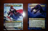 Cómo preparar tarjetas mágicas para Foil Proxies