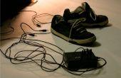 Musical MIDI zapatos