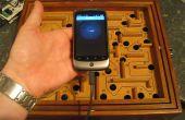 Laberinto de bolas Android DIY - una introducción a la ADK Android
