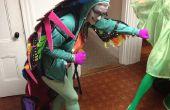 Camarón Mantis Punch! (Traje de Halloween)