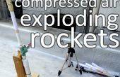 Cohetes aire comprimido