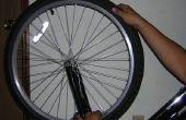 Correctamente ajuste paquete bicicleta cojinetes del eje