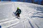 Snowboard para principiantes