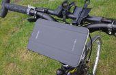 Cómo hacer un portador de cada día (bicicleta) rápido, barato y fácil para su gps, smartphone, mp3 player, powerpack y otras cosas...