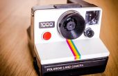 Monitor de bebé de Polaroid con RPi