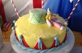 Este cumple con fiesta de cumpleaños de circo occidental
