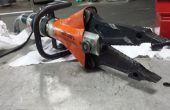 Holmatro limpieza e inspección de la herramienta de cortadores