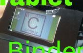 Construir una carpeta de la tableta con la frambuesa Pi
