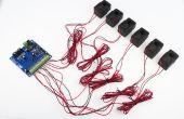 Potencia de monitoreo utilizando Arduino y registro en hoja de Google