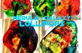 Nebulosa y piruletas Galaxy