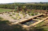 Hydroponic Bog Garden (reciclaje de agua)