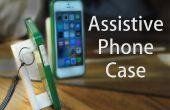 Teléfono asistencia caso de destreza limitada
