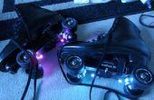 RGB LED luces de Skate