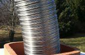 Instalación de revestimiento de chimenea: Guía paso a paso