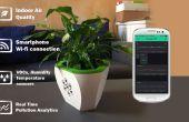 Sano, inteligente y Natural aire limpiador con Arduino, WIFI y Blynk