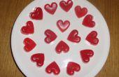 Estilo de Haribo dulces de corazón gomoso! (En unos 20 minutos)