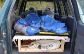 Toyota Rav4 por día de la semana / Camper por fin de semana.