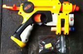 Actualizar Nerf Nite Finder para utilizar láser