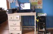 Conectar una consola Xbox 360 a un monitor de ordenador (BONUS! ENGANCHÁNDOLO HASTA LA INTERNET, A TRAVÉS DE SU PC!)