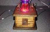 Lámpara mezcladora de Steampunk LED Color