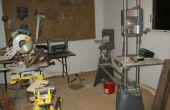 Mi espacio de trabajo; Tienda de madera!