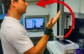 Acelerómetro basado en reconocimiento de gestos para controlar un LED
