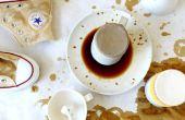 Muerte natural con té y café