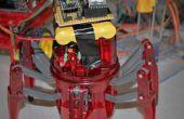 Hackeado Hexbug araña Arduino Control