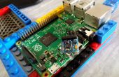Interfaz Digital Compass (HMC5883L) con frambuesa Pi 2 con Python3