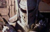 Skyrim: Armas de espuma de placa de acero.