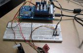Intel Edison IoT - Servo Control utilizando acelerómetro