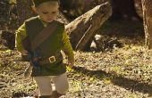 Los Littlest enlace - la leyenda de Zelda traje del cabrito