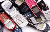 Reutilizar los viejos teléfonos móviles para automatización del hogar