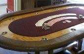 Adorno de mesa de Poker de Justin