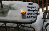 Super Simple supervivencia estufa