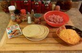 Cómo hacer deliciosas Enchiladas