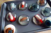 Cómo hacer las cosas espeluznantes (comestibles) encapsuladas en gelatina