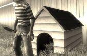 Diminuta Slasher papel maché traje - Fallout 3