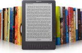 Cómo eliminar DRM protección de Amazon Kindle eBooks