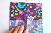 Cómo coser una costura francesa